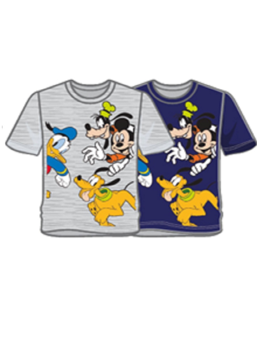 REMERA ART.307374 T.2/3 ESTAMPA PERSONAJES DISNEY Talles: 2/3
