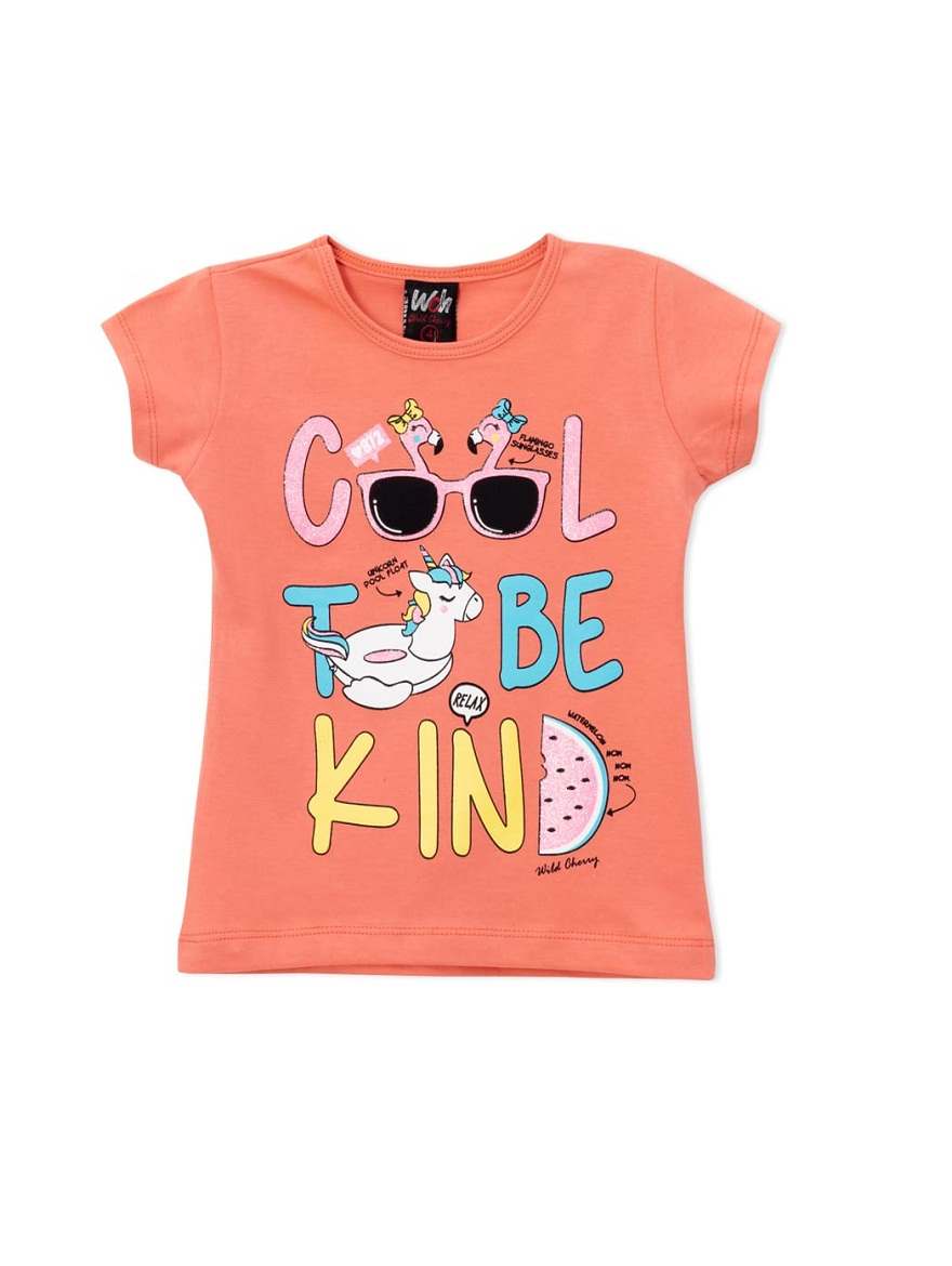 REMERA ART.3886 T. 4/10/12 NENA COOL TO BE KIND Talles: 4/10/12