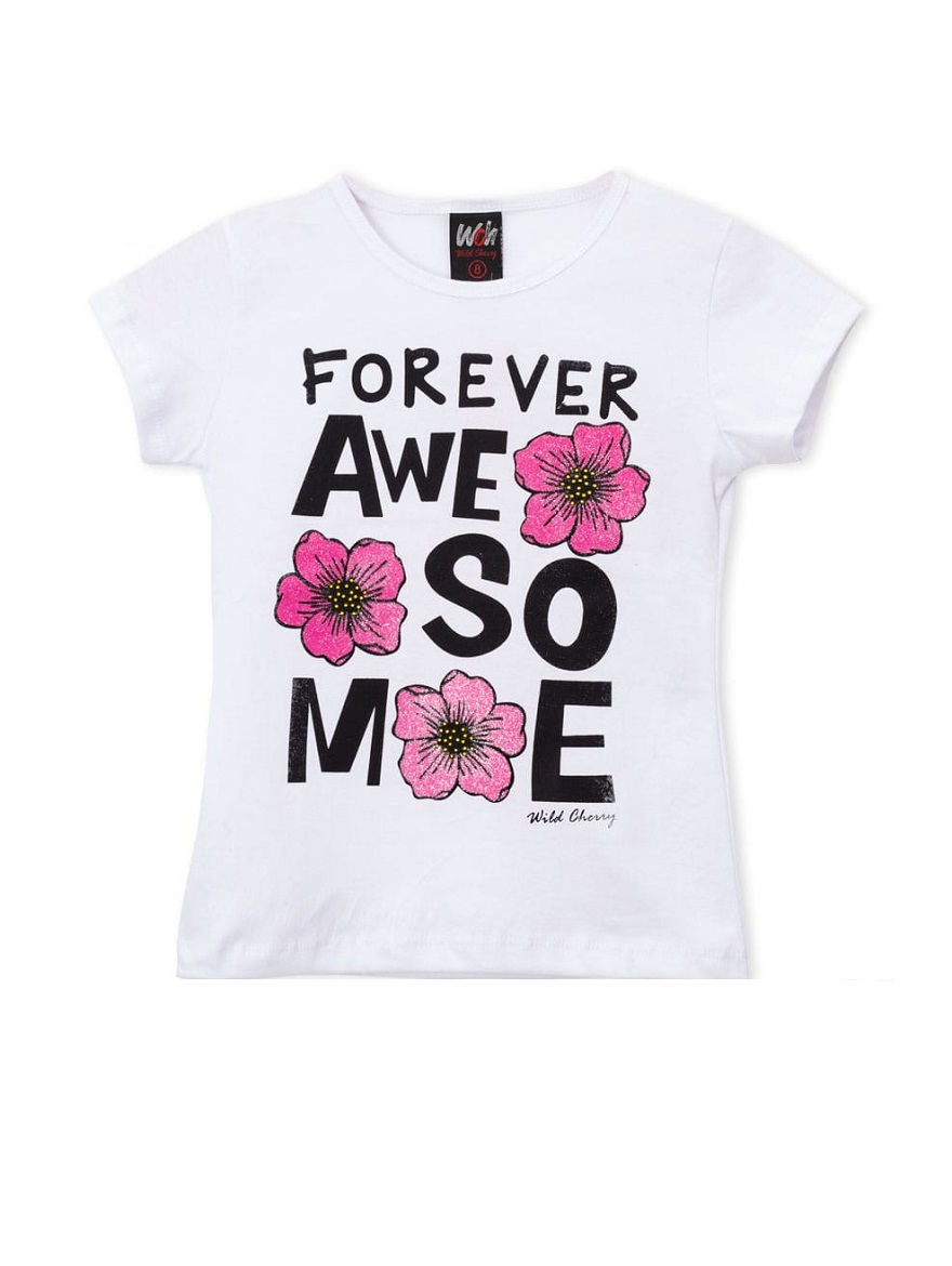 REMERA ART.3891 T.6/8/10/12 NENA M/C FOREVER Talles: 6 A 12