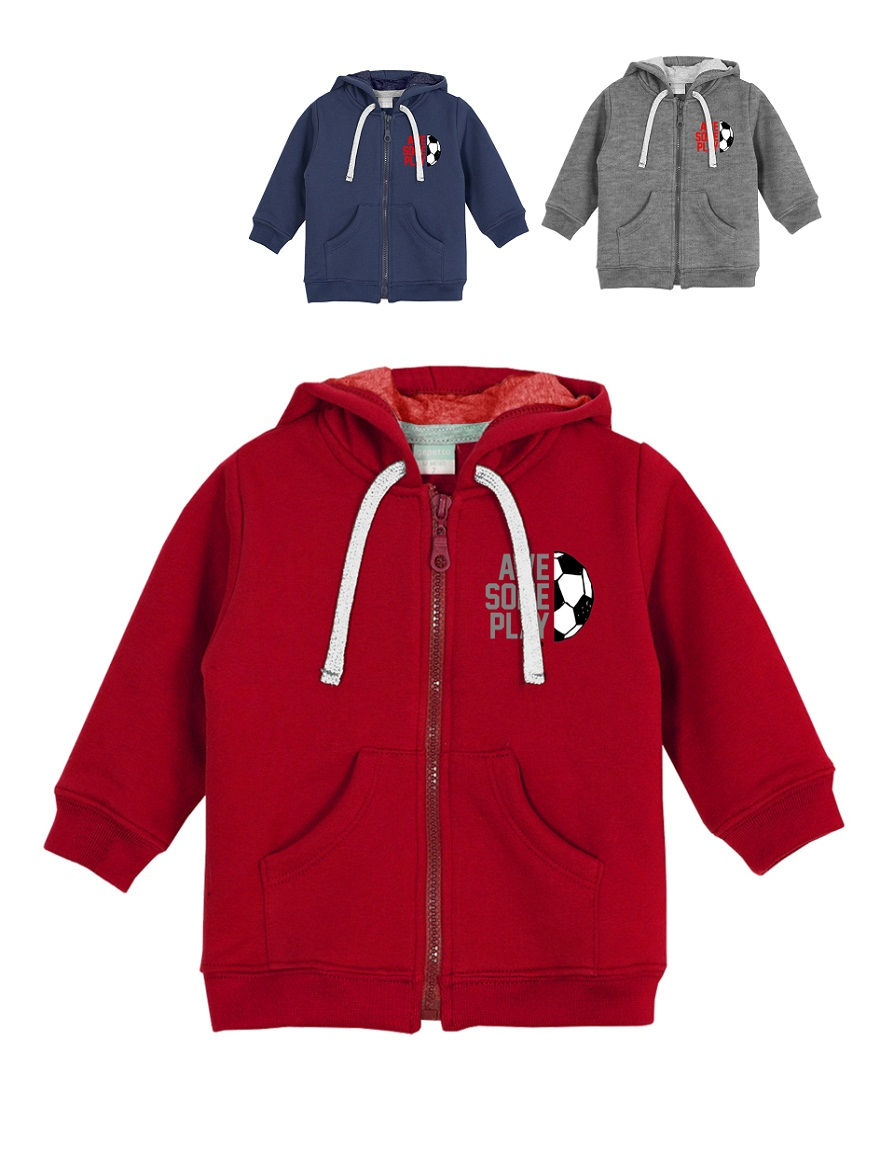CAMPERA ART.193350 T.18M BB FRISA AWESOME PLAY Talles: 18M