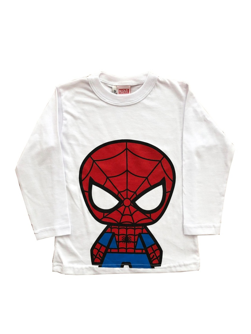 REMERA ART.307392 T.2/3/4 SPIDERMAN MINI Talles: 2/3/4