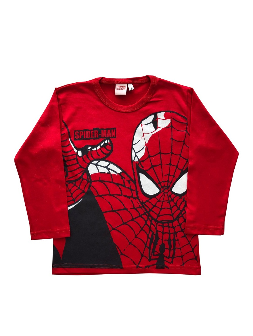 REMERA ART.900135 T.4/6/8/10/12 SPIDER MAN Talles: 4 A 12
