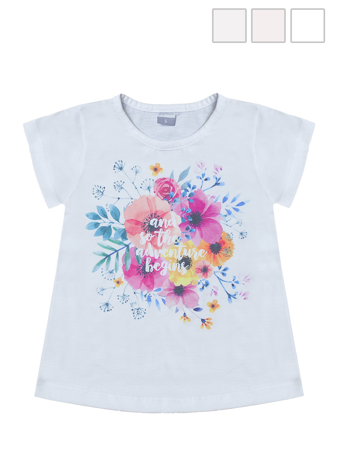 REMERA ART.125311 T.2/4/6/8/10/12/14 NENA C/ESTAMPA