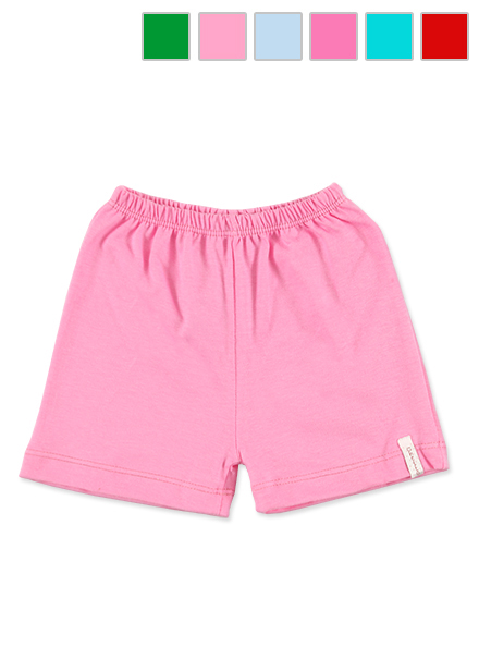 SHORT ART.1015 T. 12/18/24/36 M BEBE LISO COLOR Talles: 12 A 36M
