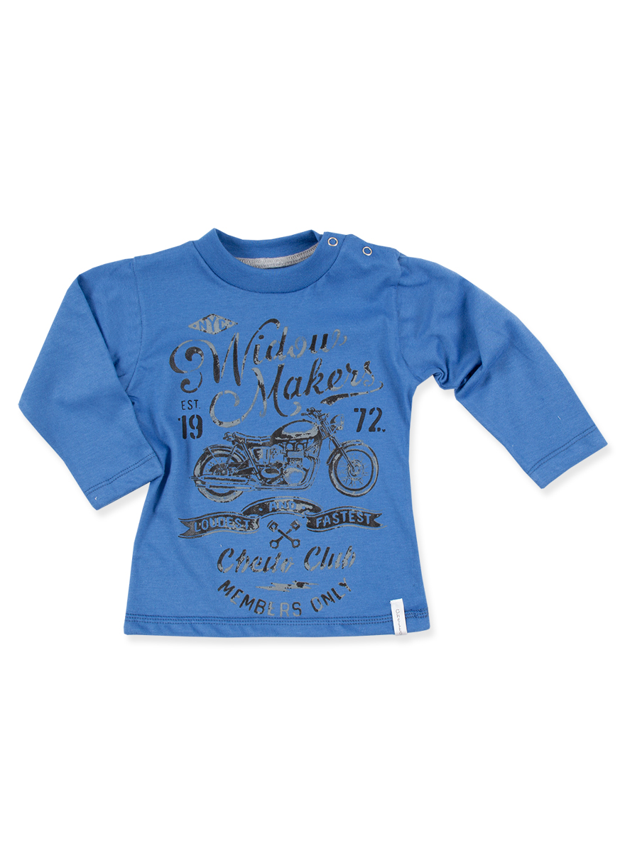 REMERA ART.6207 T.12/18 M BEBE LISA COLOR C/ ESTAMPA