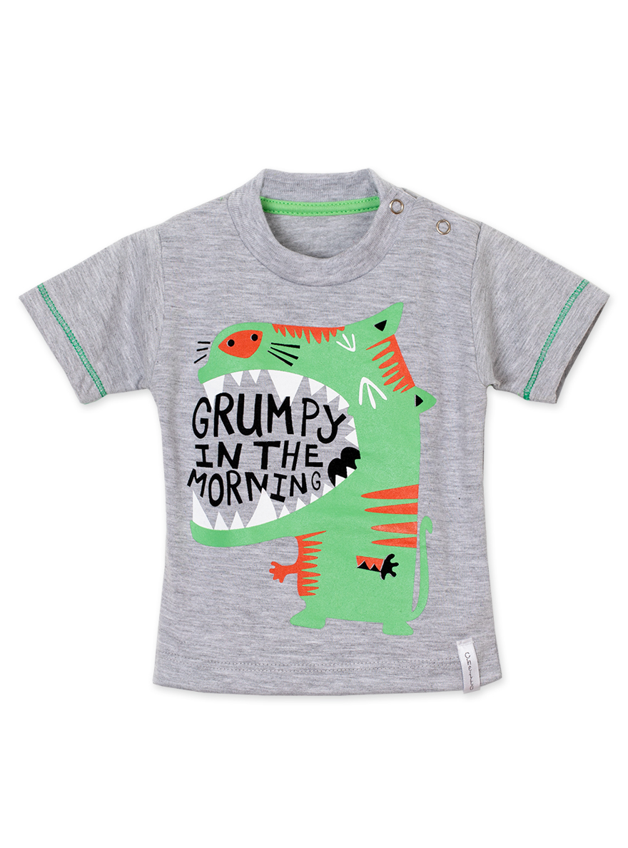 REMERA ART.6303 T.6/9/12 MINI BEBE COLOR C/ESATMPA