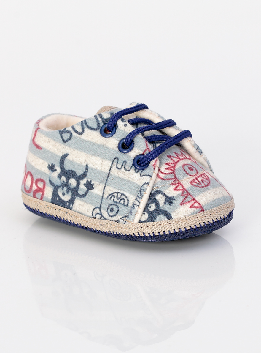 ZAPATILLA ART.2037 T.14/15 ESTAMPADA BEBE