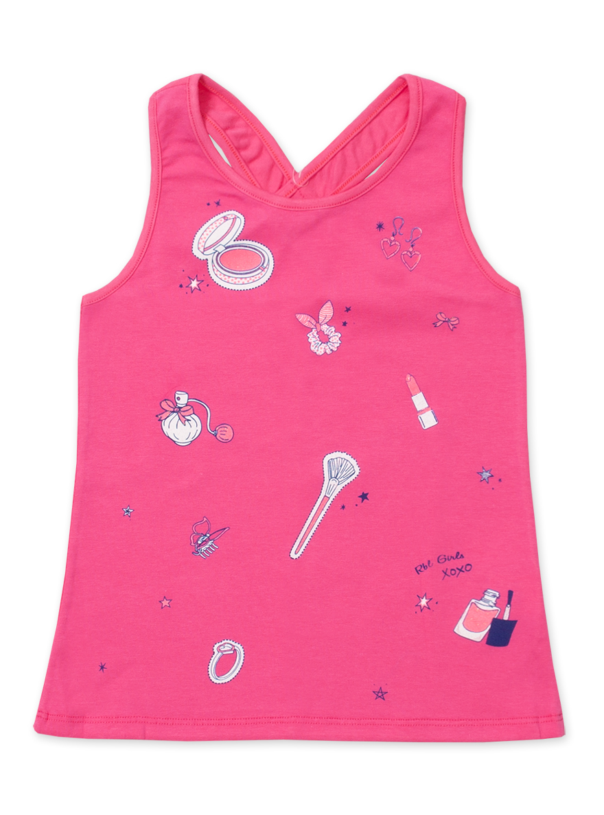 MUSCULOSA ART.1119 T. 4/6/8/10/12 NENA C/PARCHES Talles: 4 A 12