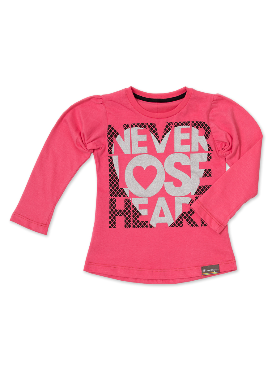 REMERA ART.658 T.2/4/6/8/10 COLOR NENA CON ESTAMPA NENA Talles: 2 A 10