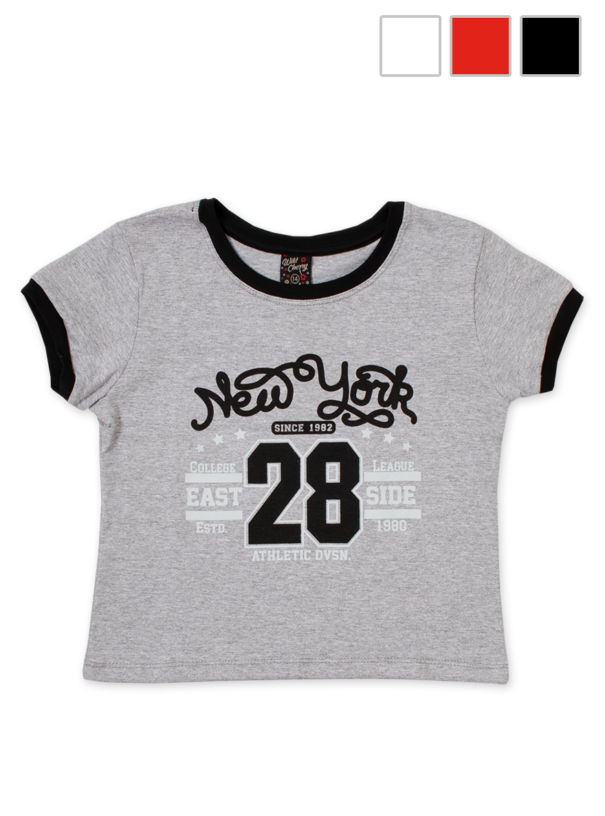 REMERA ART.3735 T.8/10 NENA CON ESTAMPA